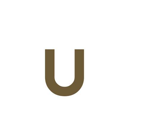 Buchstaben Aufkleber Klein by Muelltonnen Aufkleber Buchstabe Kleingeschrieben U Gold