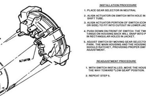 gm steering column wiring diagram wedocable