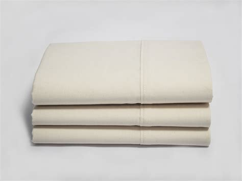 crease resistant percale color pillow cases with z