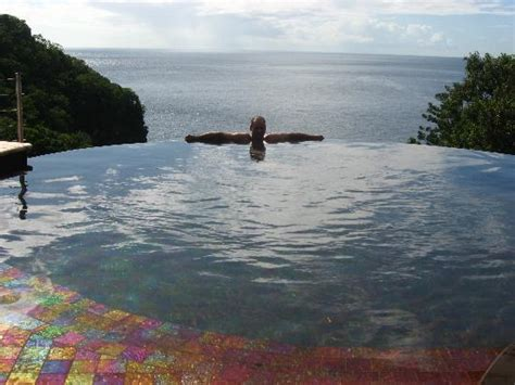 Jc1 St infinity pool jc1 picture of jade mountain resort