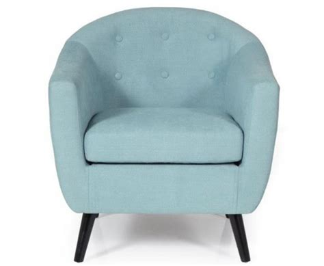 fabric armchairs sydney sydney duck egg blue upholstered tub chair just armchairs