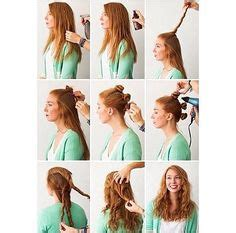 how to curl bob hair xuts without heat 1000 ideas about no heat waves on pinterest no heat