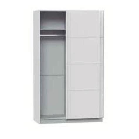 armoire porte coulissante profondeur 50 armoire blanche porte coulissante achat vente armoire