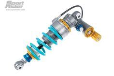 Shock Ohlins Scoopy Ohlins Shock Absorber Ho110011 Singleshock Condition New