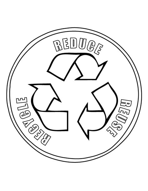 coloring pages for recycle reduce reuse earth day coloring pages make and takes