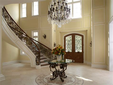 elegant foyer decor ideas photo page hgtv