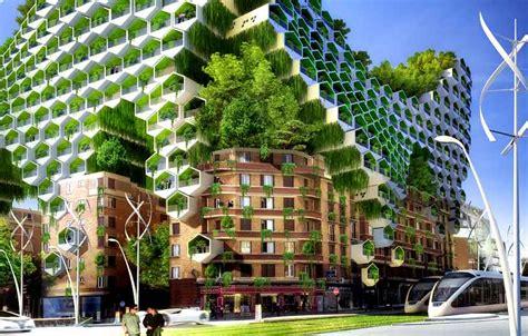 Vision World Garden City by En 2050 Huit Tours Vertes Qu On Habitera Peut 234 Tre