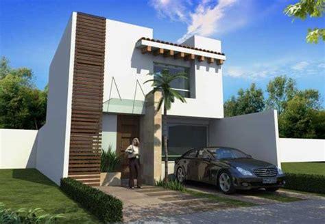 imagenes minimalistas fachadas de casa minimalistas de dos plantas muy hermosas
