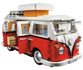 Pop Up Camper Curtains Lego Volkswagen T1 Camper Van 10220