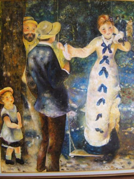 La Balancoire Renoir by Z 176 La Balan 231 Oire Auguste Renoir