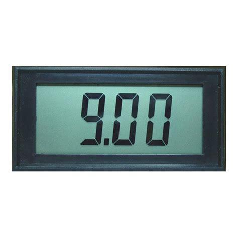 Panel Meter New Lcd Panel Meter Pm 1028a Digital Panel Meters