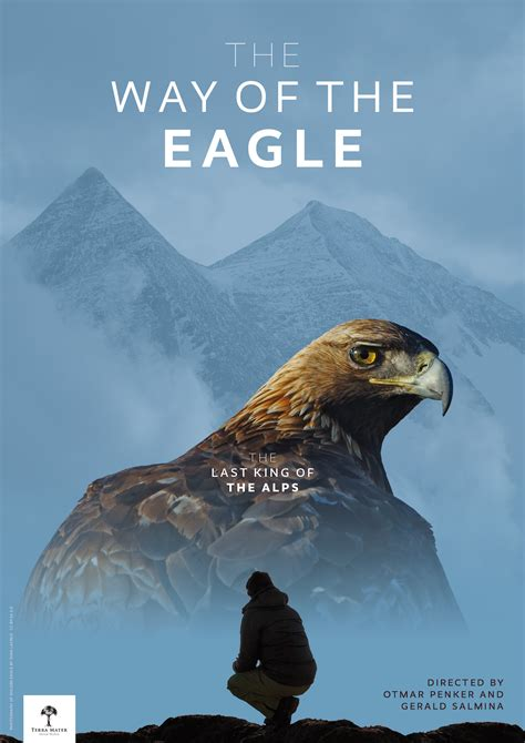the way of the eagle movie poster fonts in use