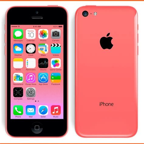 Hp Iphone 5c 8gb apple iphone 5c 8gb factory unlocked sim free smartphone various colours