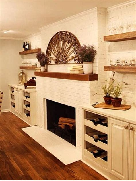 Decorating Ideas For Bookcases By Fireplace Fixer Upper Fireplace Idea Joanna Gaines Magnolia