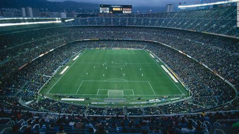House Design Plans Inside by Messi S New Home Barca Unveil New Camp Nou Cnn Com