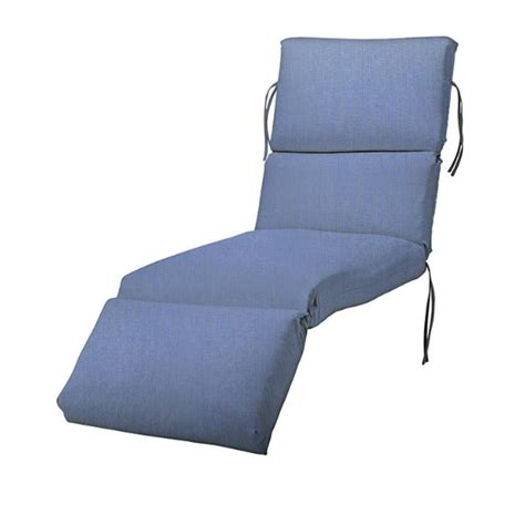 chaise lounge cushions home depot home decorators collection sunbrella capri outdoor chaise