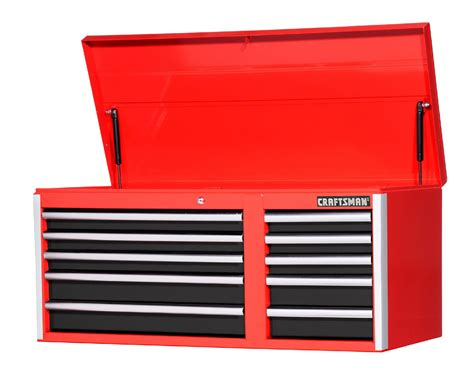 Craftsman Tool Chest Drawer Slides by 8 Drawer Top Chest Sears