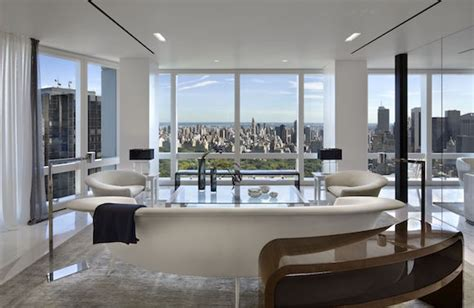 modern living room by jennifer post by architectural be inspired by the high style of these new york penthouses