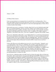 Sle Letter Of Recommendation For College Teaching Position 13 Sle Letter Of Recommendation For Teaching Position