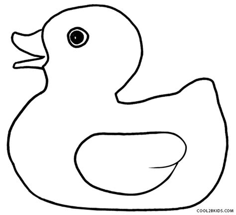 printable duck coloring pages  kids coolbkids