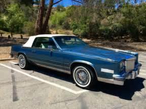 1985 Cadillac Eldorado Biarritz Value 1985 Cadillac Eldorado Biarritz Convertible 2 Door 4 1l