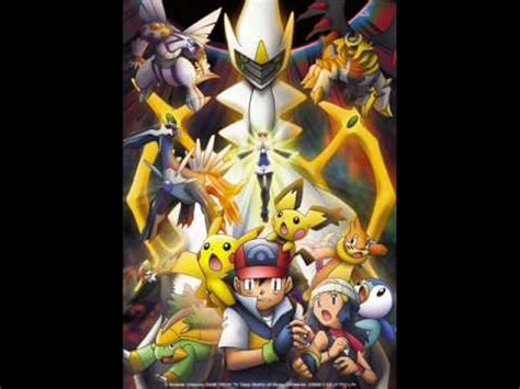 theme music jewel in the crown pokemon movie 12 arceus and the jewel of life theme song