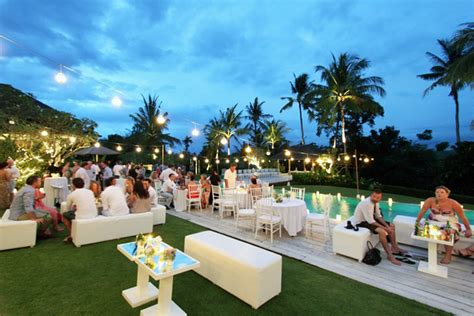 Budget Wedding Outdoor Jakarta by Villa Infinity Wedding Bali