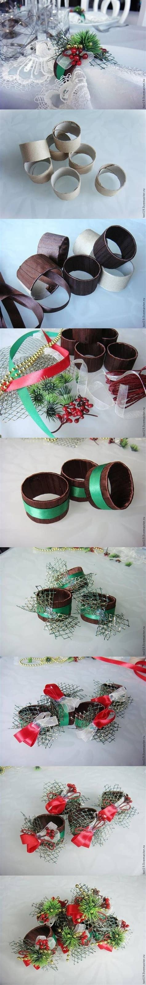 How To Make Paper Napkin Rings - how to make toilet paper napkin rings pictures photos