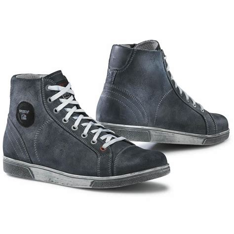 tcx x waterproof motorcycle boots casual