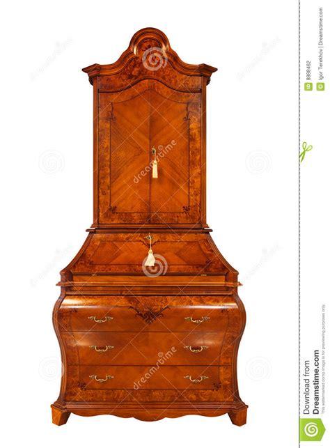 bureau stock wooden bureau stock photography image 8888462