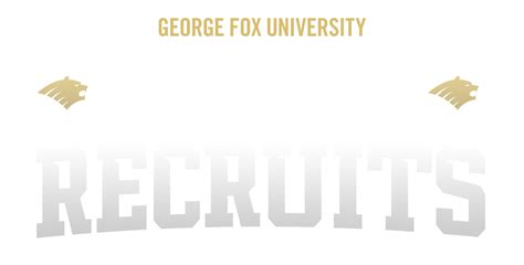 George Fox Time Mba by 2016 George Fox Student Athlete Commitments