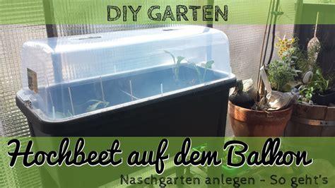 Hochbeet Auf Dem Balkon 2188 by Hochbeet Anlegen Auf Dem Balkon Gardening
