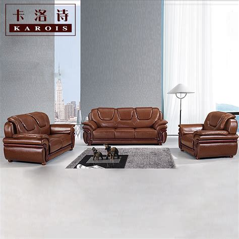 Leather Sofa Wholesale Karois Leather Sofa Set Wholesale Export Furniture A106 In Living Room Sofas From Furniture On