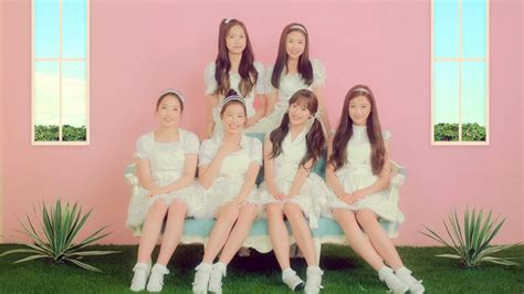 april debuts quot quot mv with lovely and concept