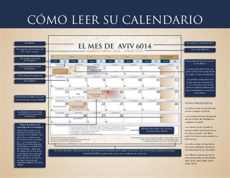 Calendario Hebreo Antiguo Testamento Ara Calendar2014 Astronomicamente Y