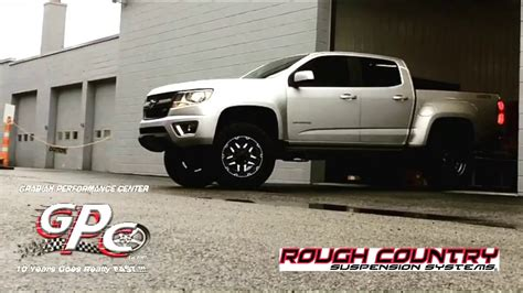 electronic toll collection 2005 chevrolet colorado interior lighting sweet lookin lifted 2017 chevy colorado from gpc youtube