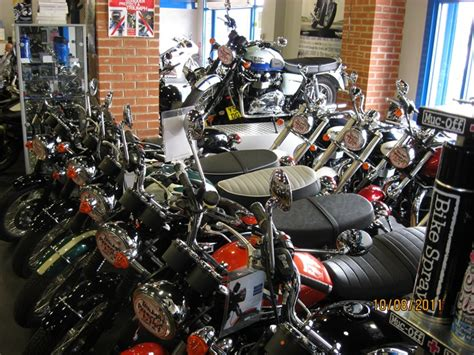 Motorcycle Dealers York Uk by Triumph Dealers In Yorkshire Triumph Motorcycles From