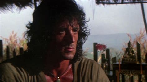 film izle rambo 3 photo of sylvester stallone who portrays quot rambo quot from