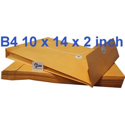 Opp 1 Inch X 100 Yard 2 goldkraft expandable envelope exb4 10x14x2 pack of 10