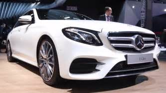 Who Does Mercedes Own The New Mercedes E Class With Your Own