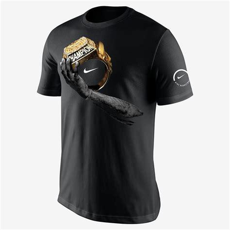 t shirt lebron nike nike lebron chionship shirt sole collector
