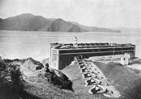 fort point presidio of san francisco (u.s. national park