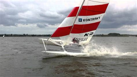 catamaran k2 it kontrakt topcat k2 zbąszyń lipiec 2011 youtube