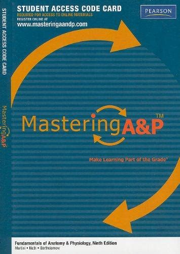Ebook Mastering Direct Access Fundamentals isbn 9780321741714 fundamentals of anatomy and physiology 9th edition direct textbook