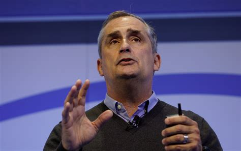Brian Krzanich Intel Ceo Joins Merck S In Quitting Donald S