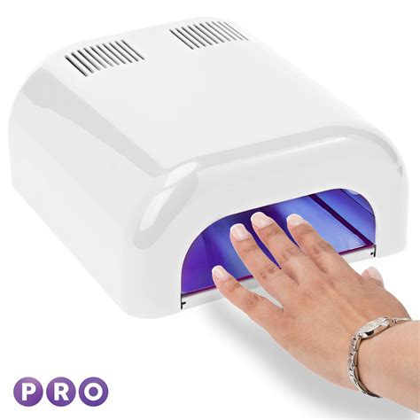 manicure uv light nail dryer 36w manicure nail uv l dryer gel curing acrylic
