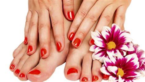imagenes de uñas pintadas manos y pies belleza en tus u 241 as