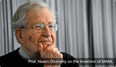 i cortili dello zio sam prof noam chomsky s statement on the invention of email