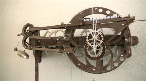 clayton boyers marble strike clock youtube