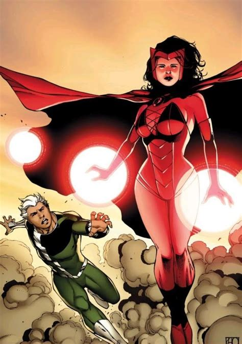 quicksilver marvel film rights scarlet witch quicksilver could appear in avengers x